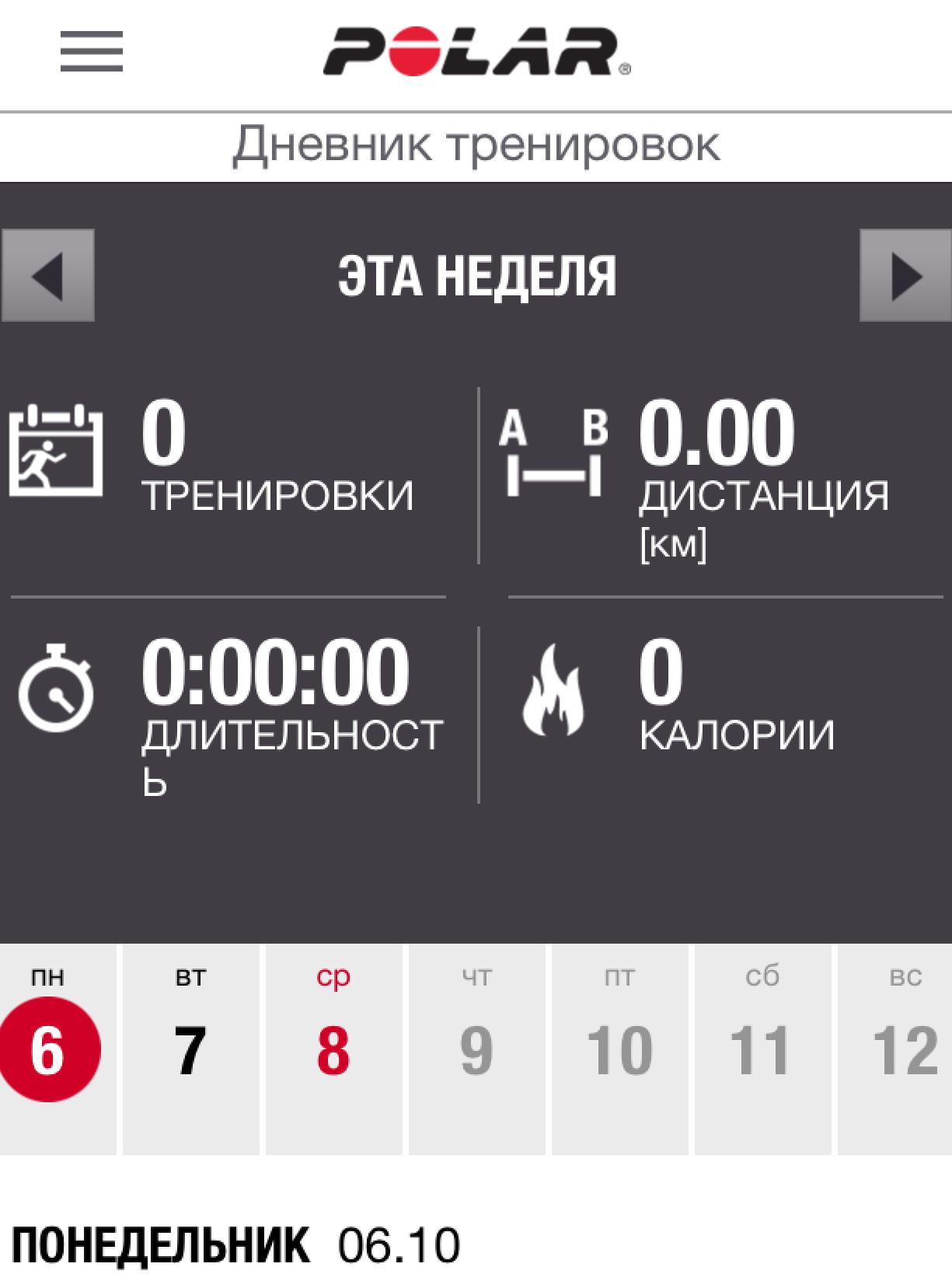 Polar Flow на русском языке!
